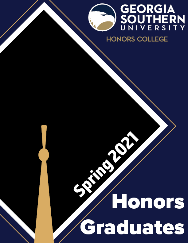 Spring 2021 Honors Graduates Booklet